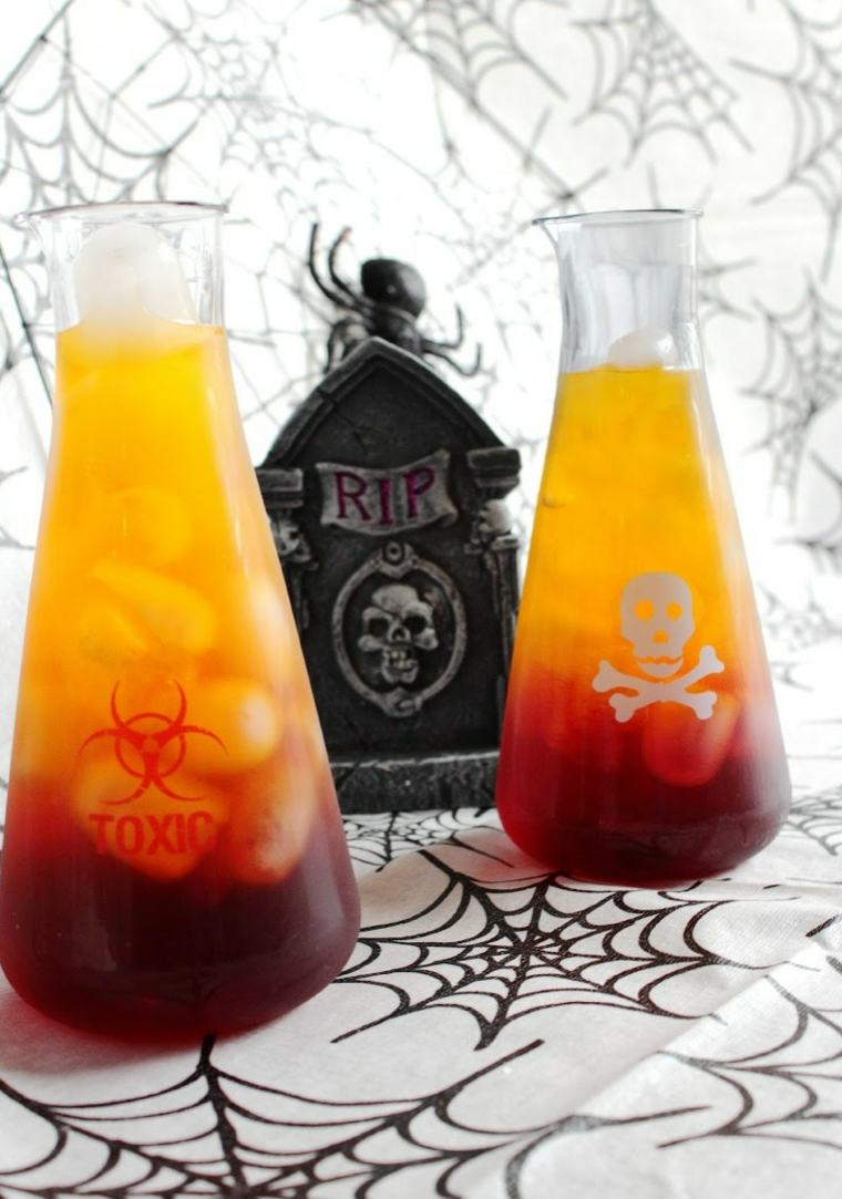 original bebida para Halloween