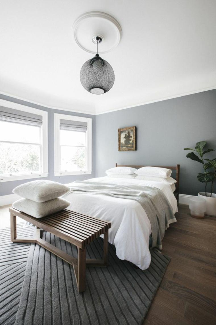 Dormitorios minimalistas ideas sencillas y modernas con for Dormitorios minimalistas pequenos