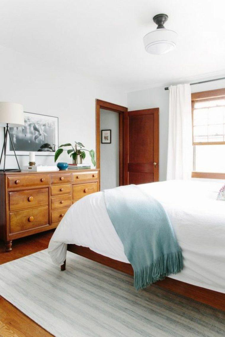 habitación minimalista