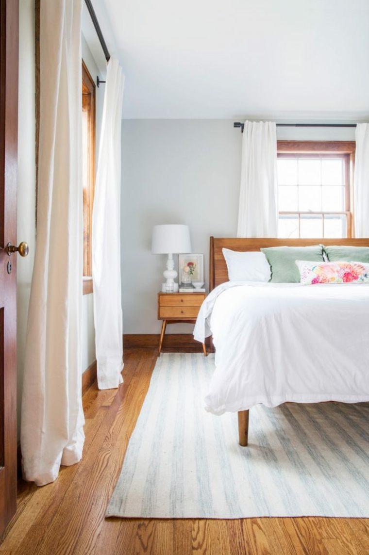 habitaciones de estilo minimalista