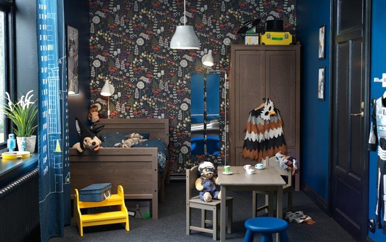 habitaciones-ninos-consejos-organizacion-colores-oscuros