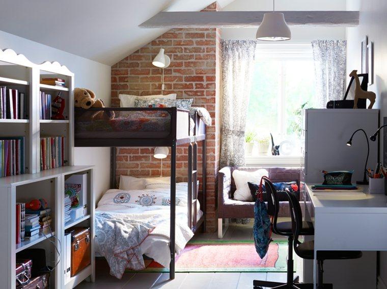 Habitaciones para niños - Consejos para organizar el cuarto infantil -