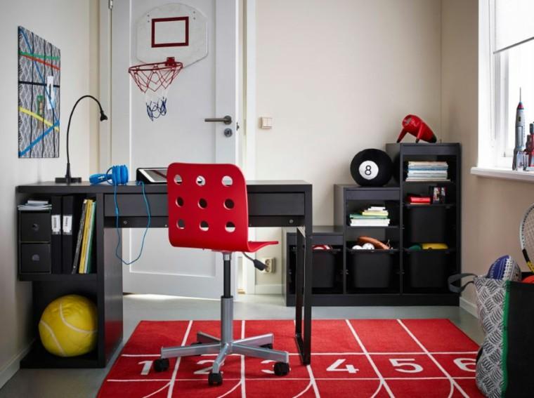 habitaciones para niños-consejos-organizacion-diseno