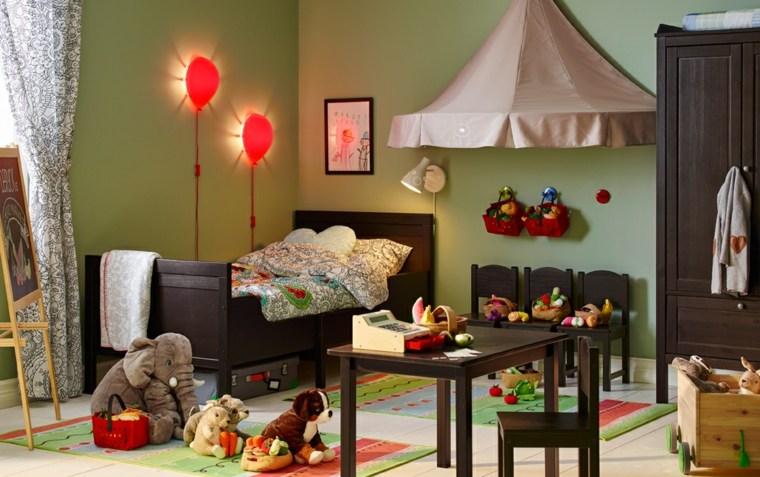 habitaciones-para-ninos-consejos-organizacion-estilo-clasico