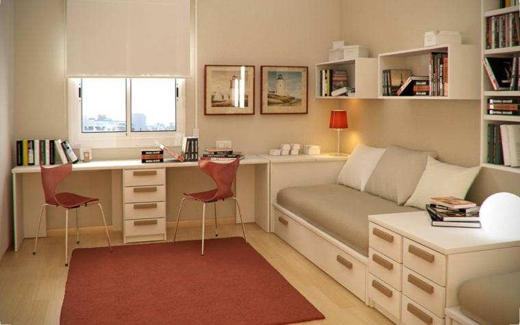habitaciones para niños-consejos-organizacion-estilo