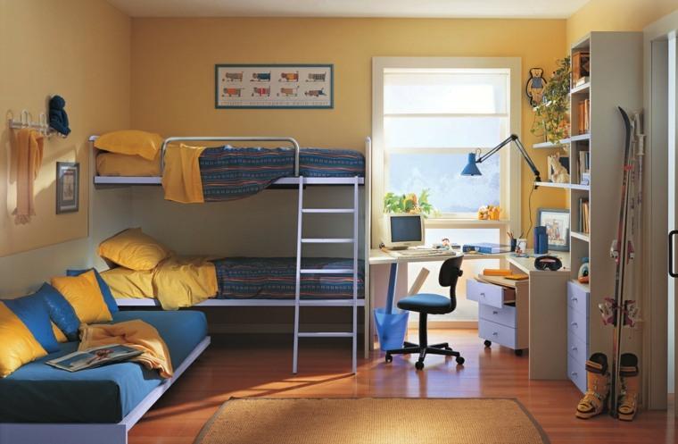habitaciones para niños-consejos-organizacion-ideas