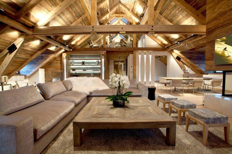 idea acogedora interior moderno