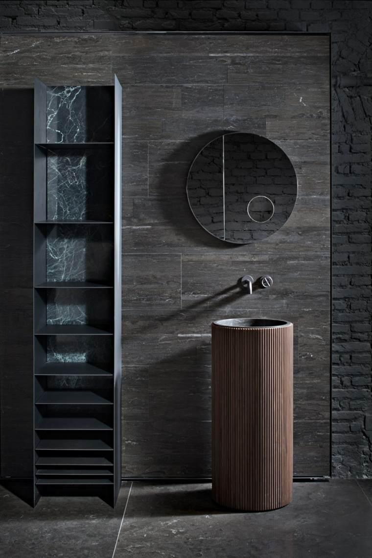 ideas palicaciones baños modernos