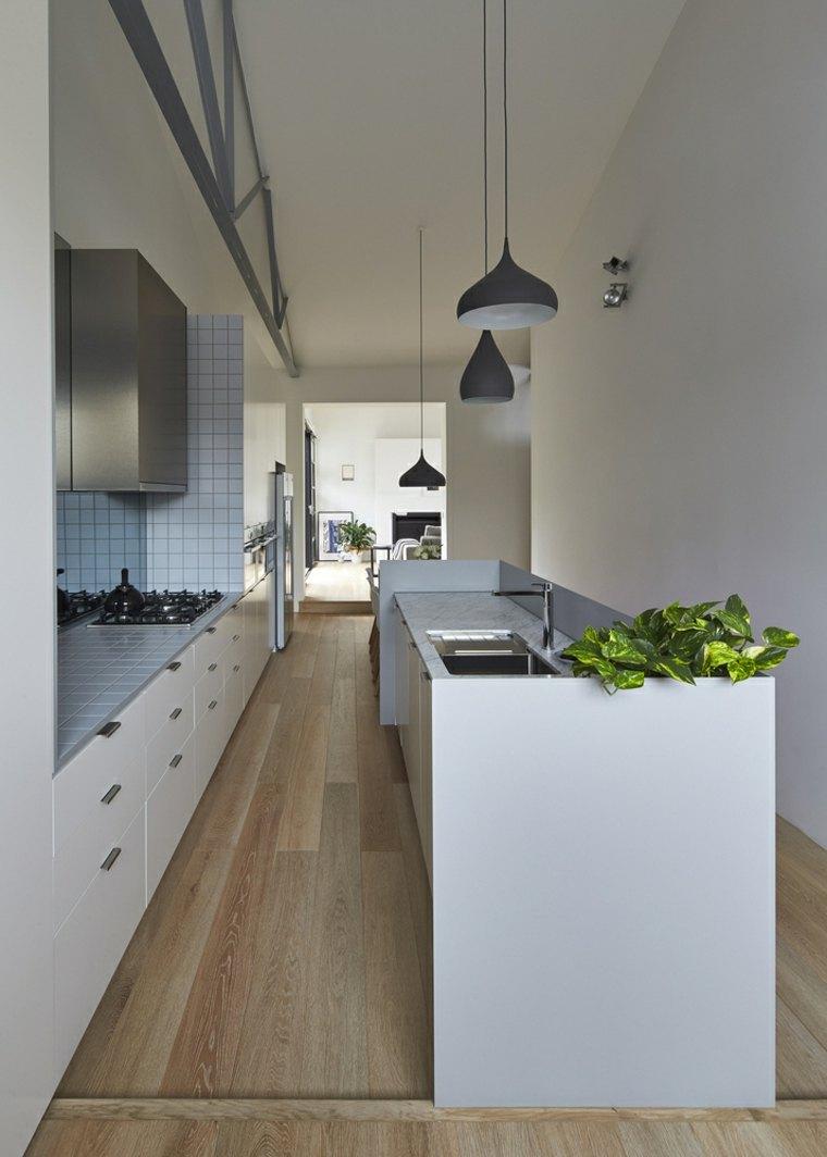 iluminación interior-techo-diseno-cocina-Sonelo-Design-Studio
