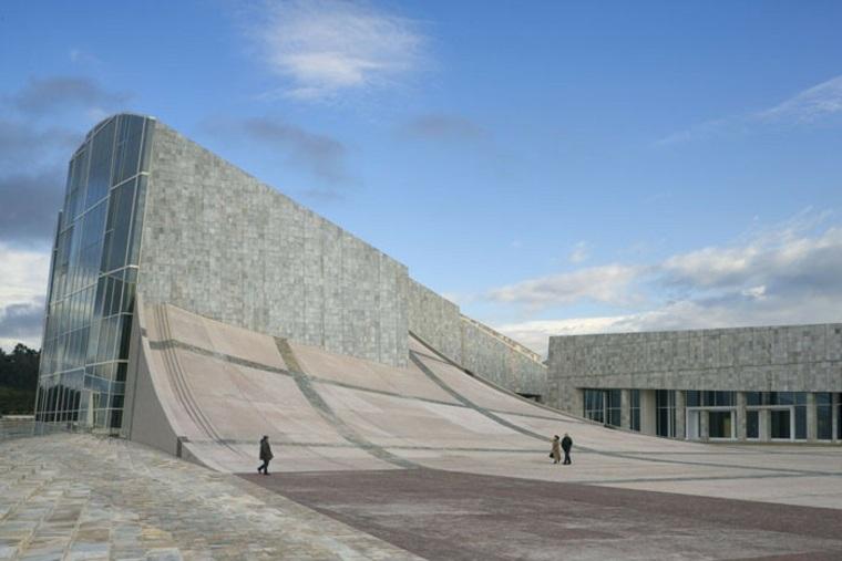 deconstructivismo en la arquitectura