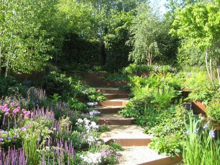 jardin-aterrazado-opciones-terrzas-plantas