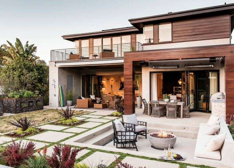 jardin-moderno-salon-exterior-pozo-fuego-diseno
