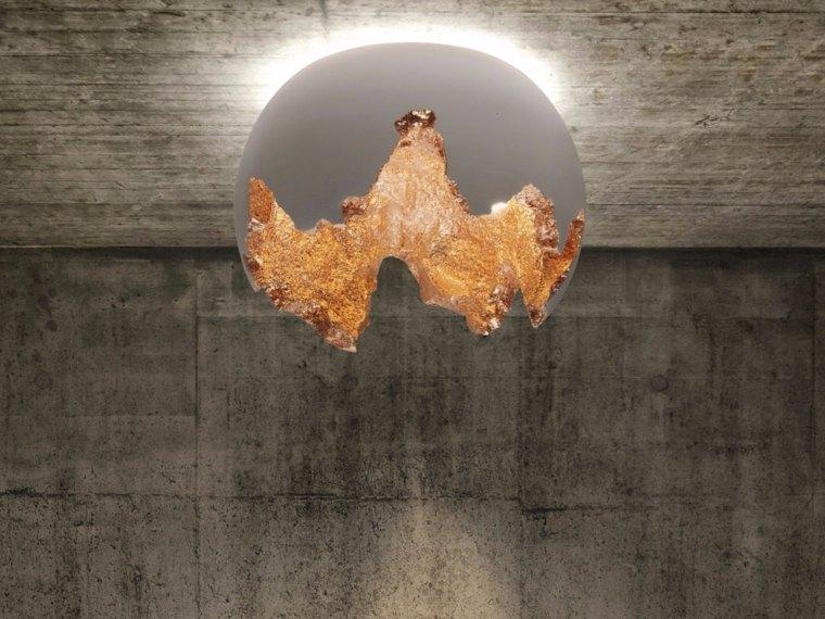 iluminación interior lampara-diseno-Assenzio-Luce-empresa-bodema