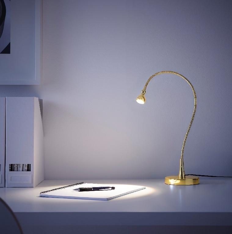 lamparas-ikea-opciones-color-oro