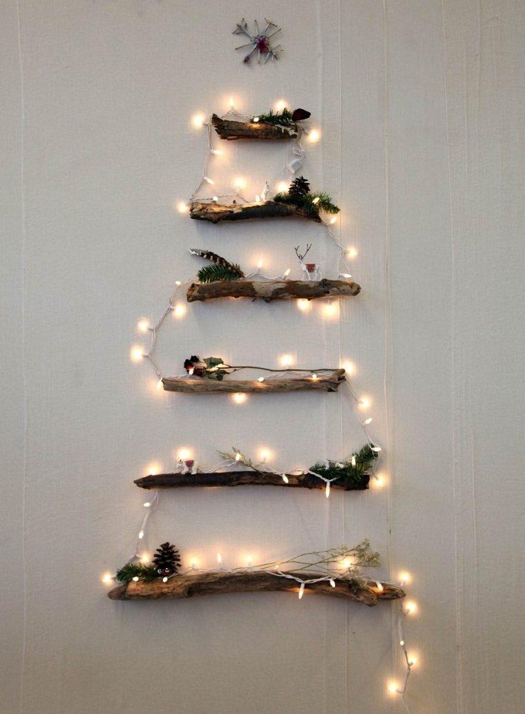 manualidades-de navidad-arbol-decorativo