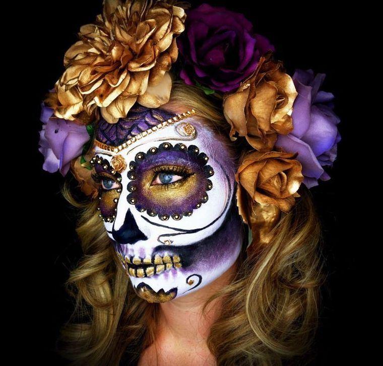 maquillaje-halloween-mujer-ideas-elaboradas