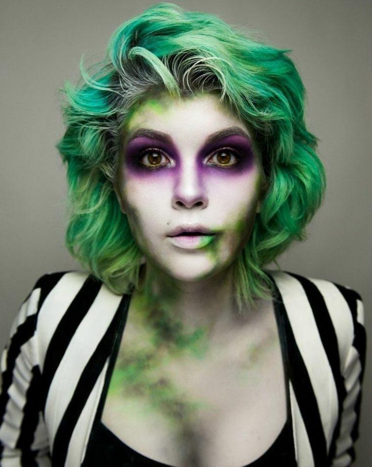 original maquillaje de Joker
