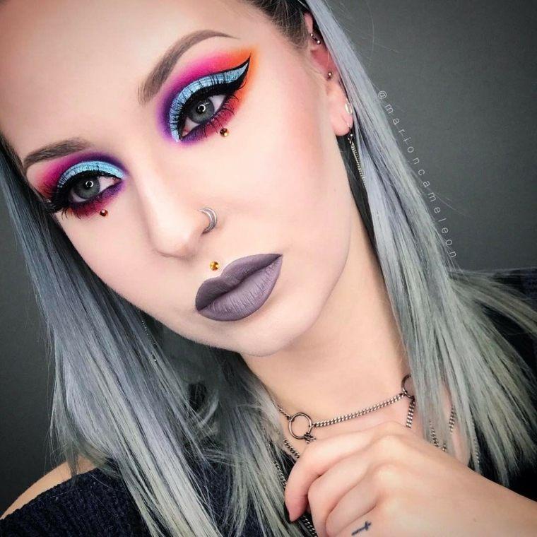 maquillaje-neon-ojos-delineador-opciones-marioncameleon