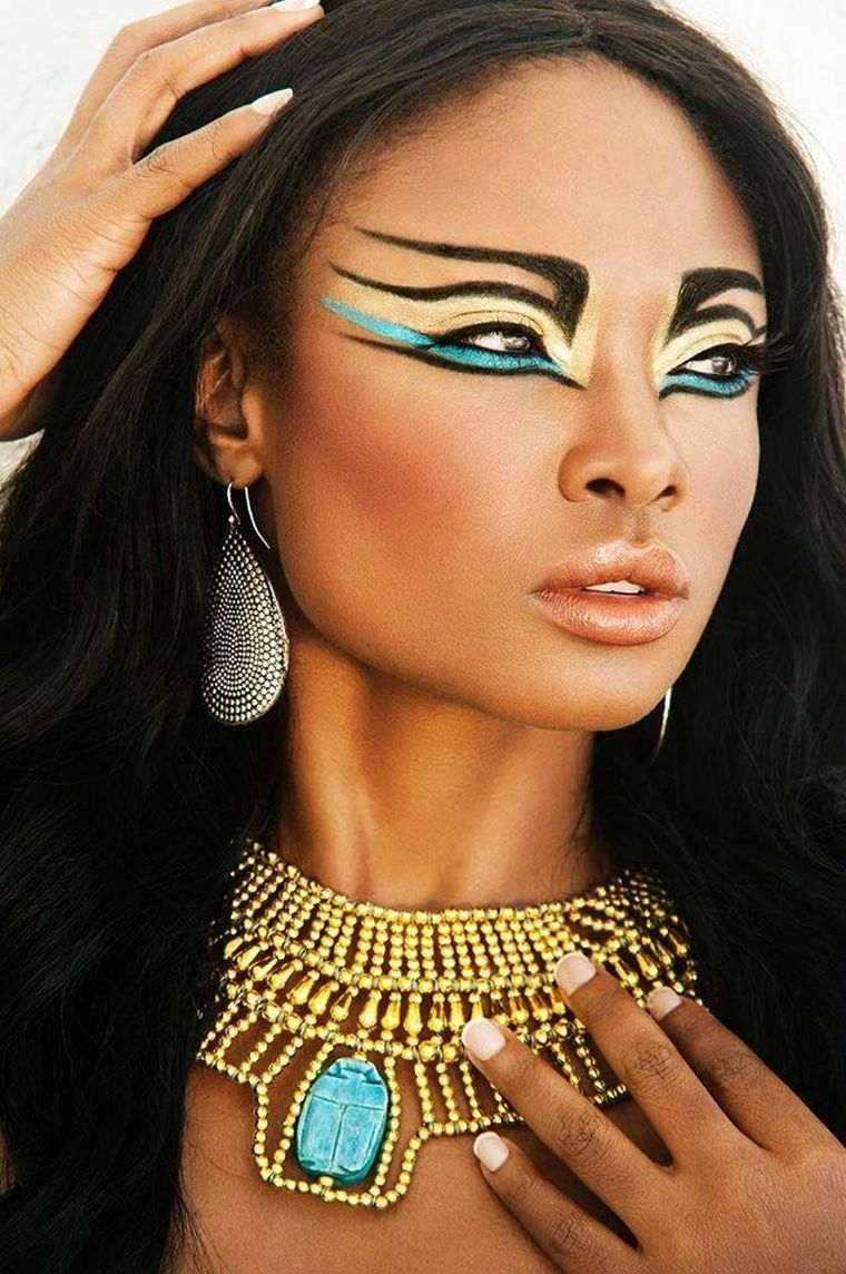 maquillaje-simple-opciones-mujer-india-nativa