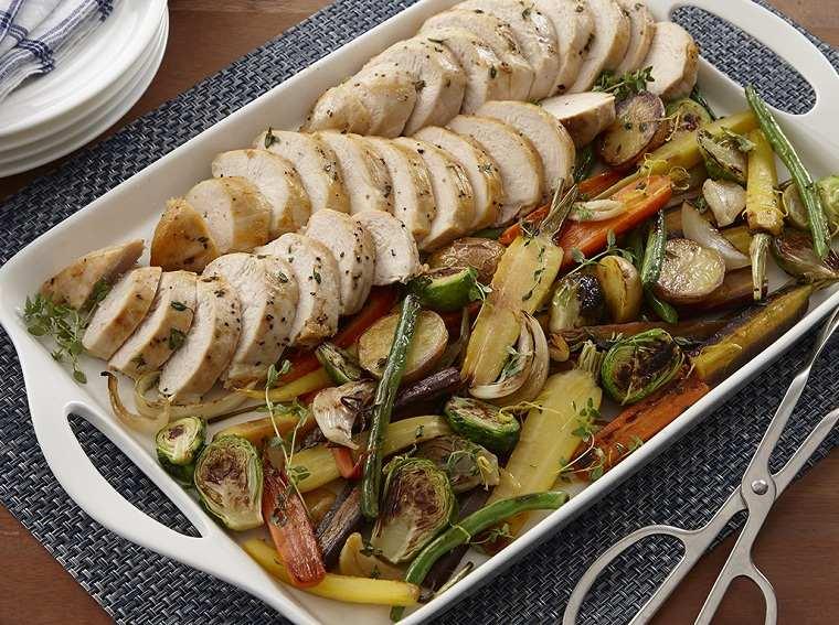 menu semanal sano-pechuga-pollo-vegetales