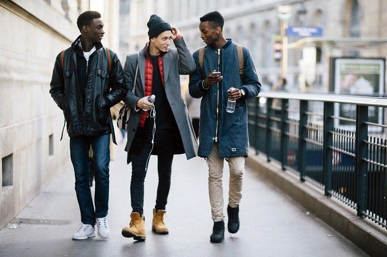 Moda Hombre Las Tendencias Modernas Para El Oto 241 O Invierno