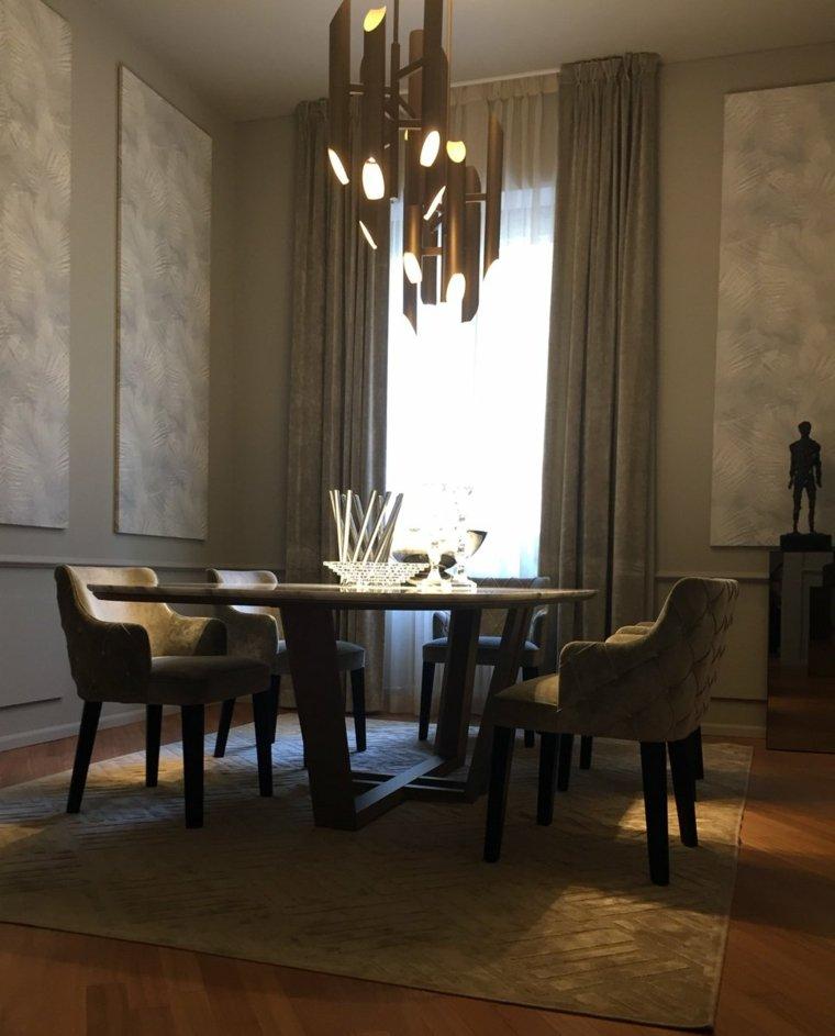Muebles de comedor modernos las tendencias para el 2018 for Muebles para comedor