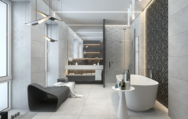 muebles de baño-amplio-moda-tendencias-2017