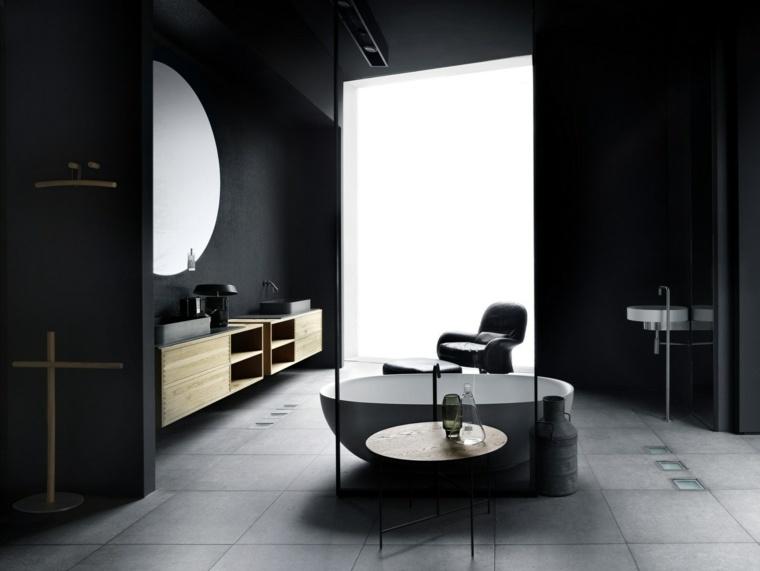 muebles-de-bano-estilo-original-color-negro-elegante