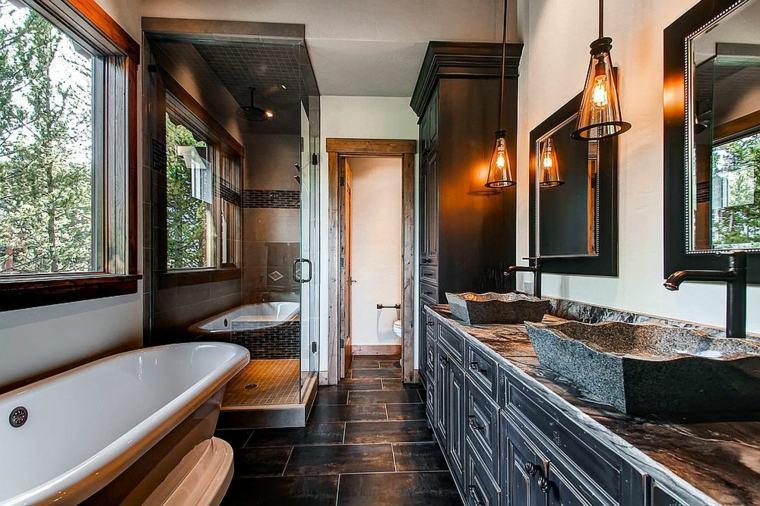 muebles-de-bano-modernos-diseno-negro