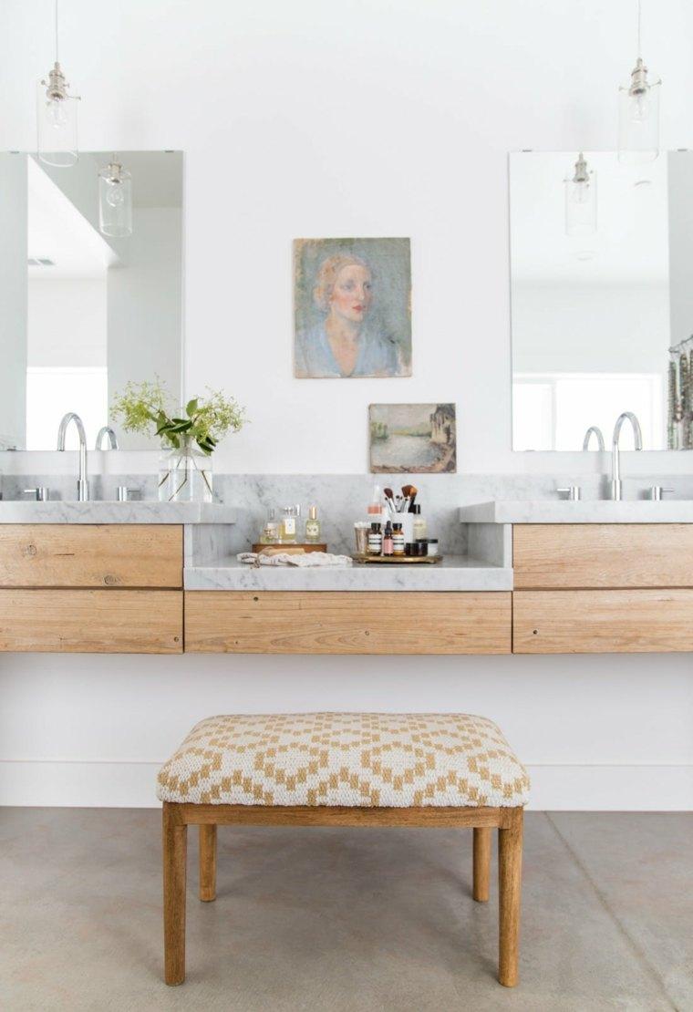 muebles-de-bano-modernos-lavabos-madera