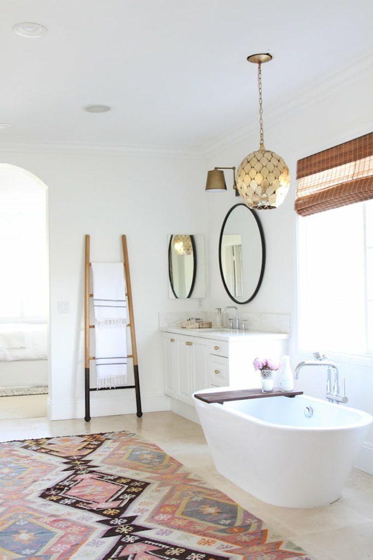 muebles-de-bano-modernos-opciones-alfombra