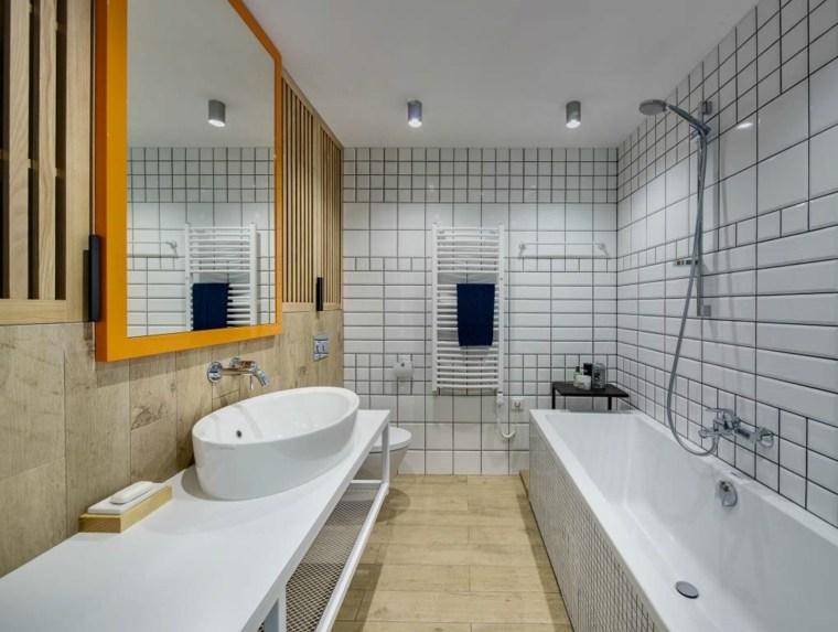 muebles-de-bano-modernos-opciones-espacios-largos-estrechos