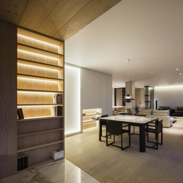 muebles de comedor modernos-casa-diseno-Francesc-Rifé-Andalucia