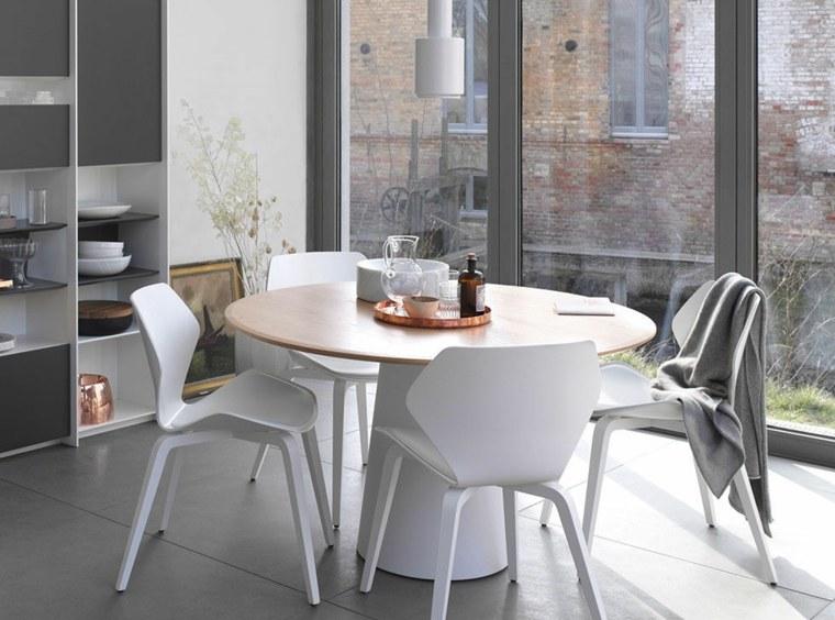 Muebles de comedor modernos - Las tendencias para el 2018 -