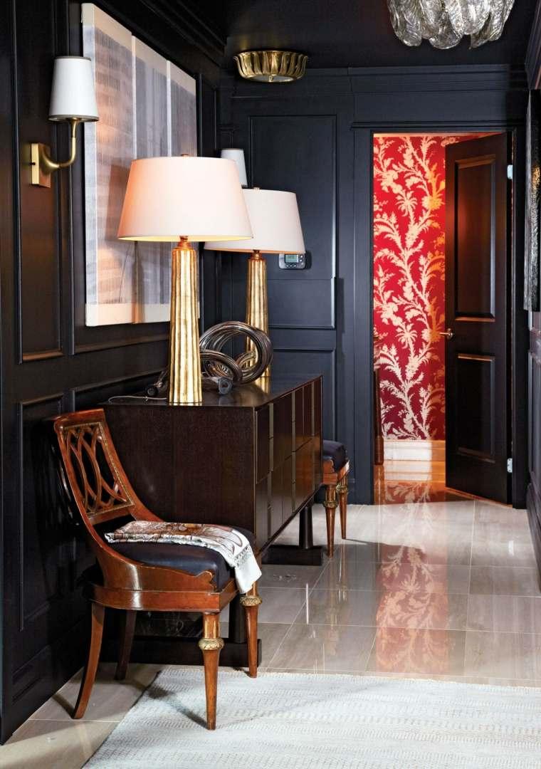 Muebles recibidor pasillo o entrada e ideas para un dise o for Diseno pasillos interiores