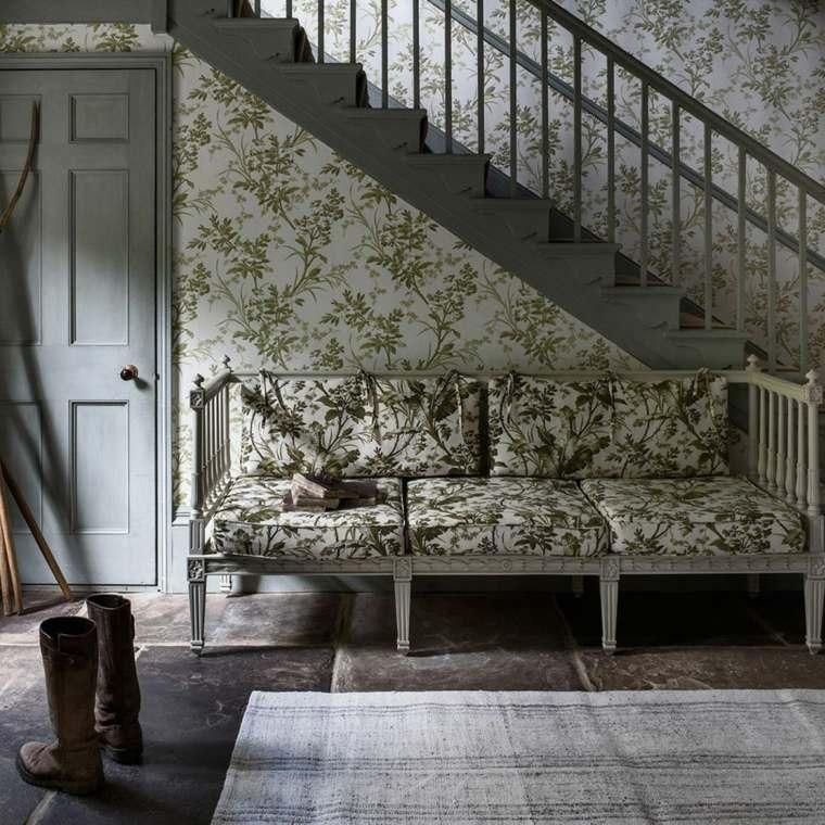 muebles-recibidor-pasillo-entrada-diseno-tradicional