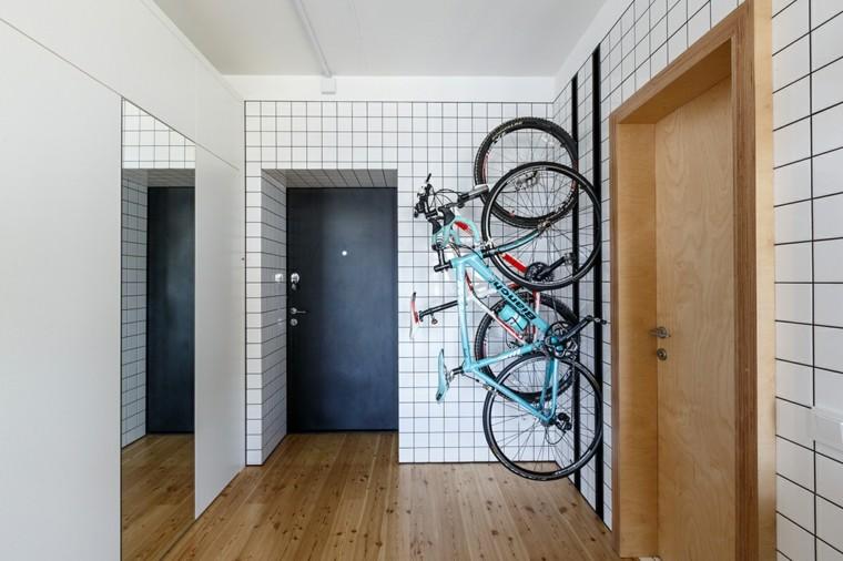 muebles-recibidor-pasillo-entrada-opciones-bicicletas
