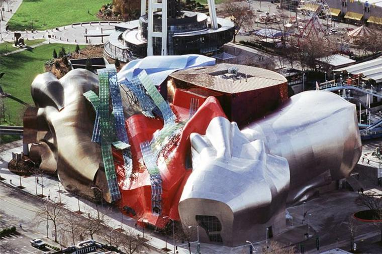 Experience Music Project Museum