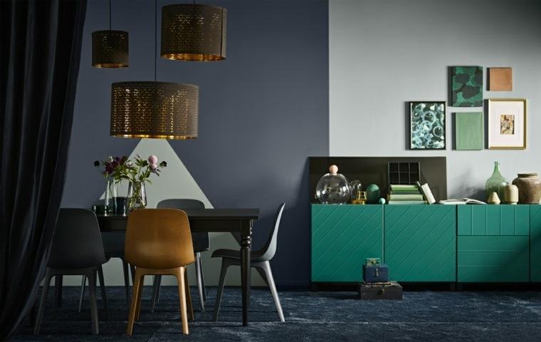 nuevo catálogo ikea-2018-opciones-tonalidades-color-azul