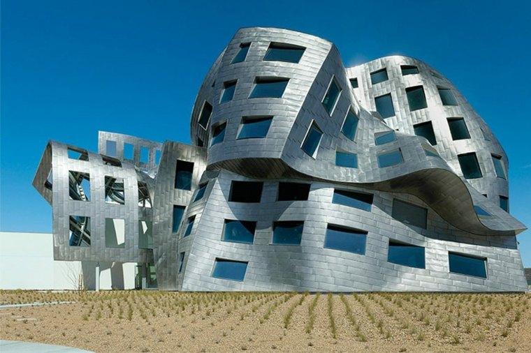 Arquitectura deconstructivista arquitectos - Arquitectos de interiores famosos ...