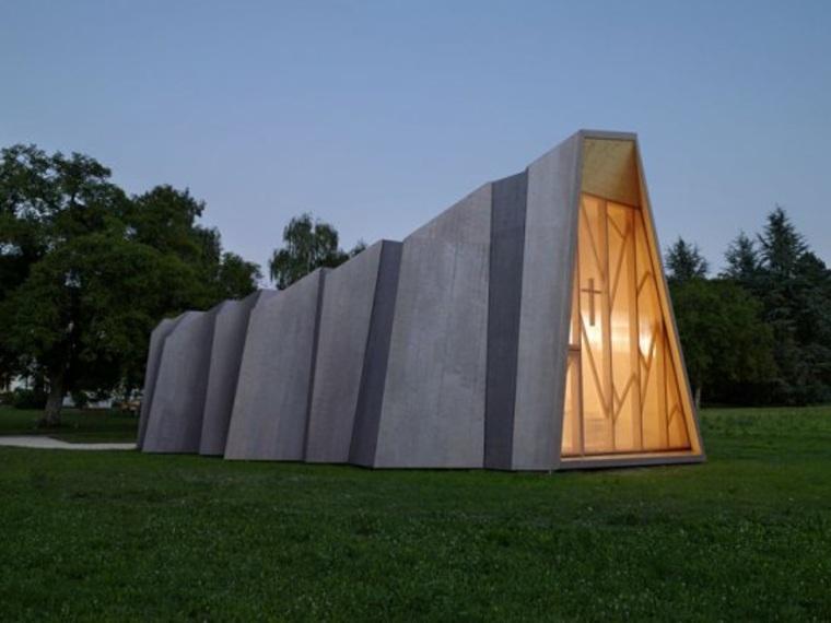 capilla de Danilo Mondada