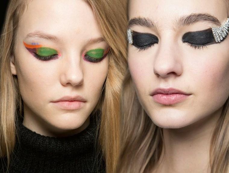otono-invierno-2017-maquillaje-ojos-tendencias
