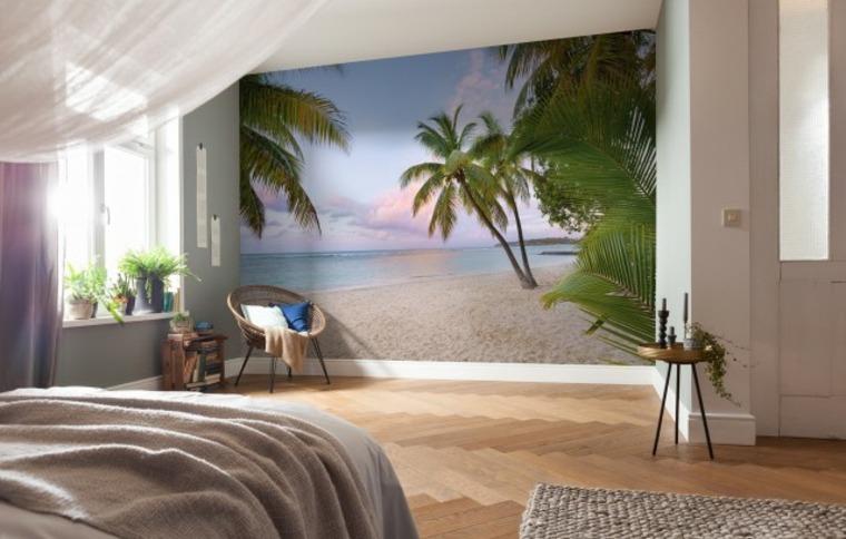 papel para paredes con fotos de paisajes