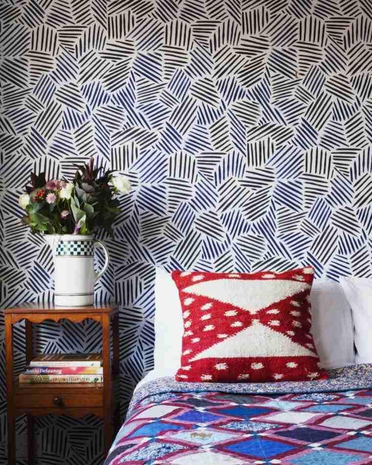 papel-pared-dormitorio-opciones-diseno-interior