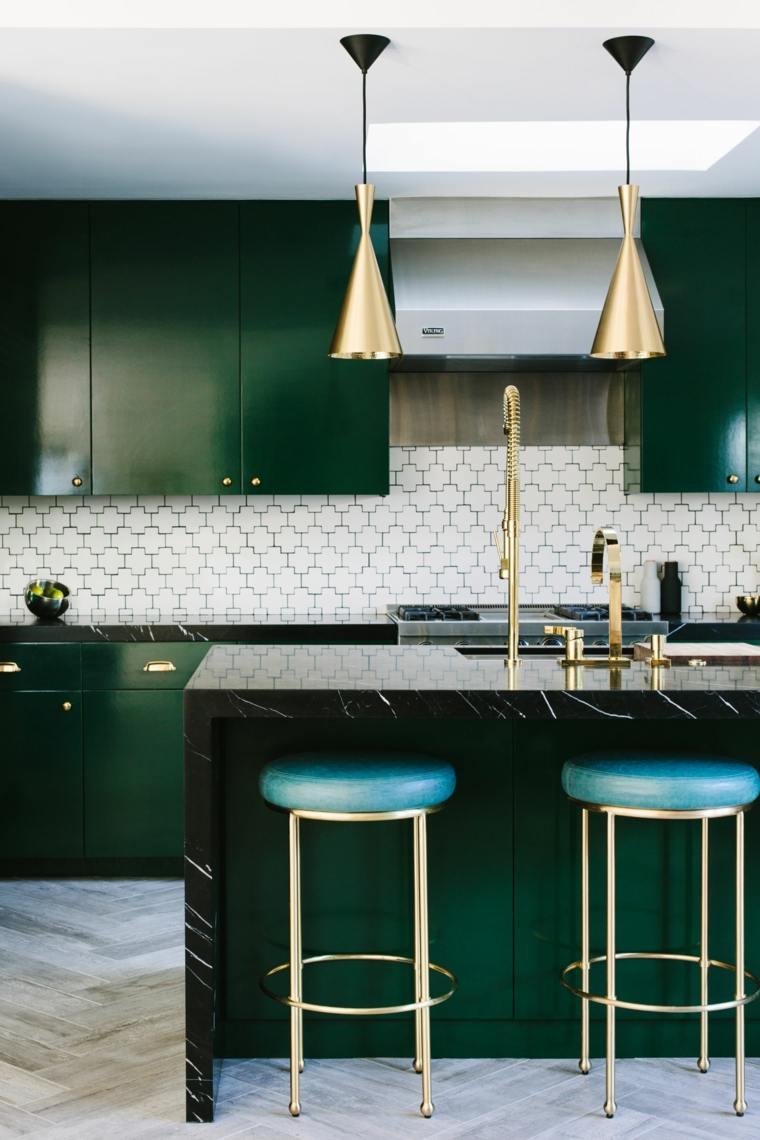 diseños de cocinas patrones-geometricos-diseno-cocina-ideas