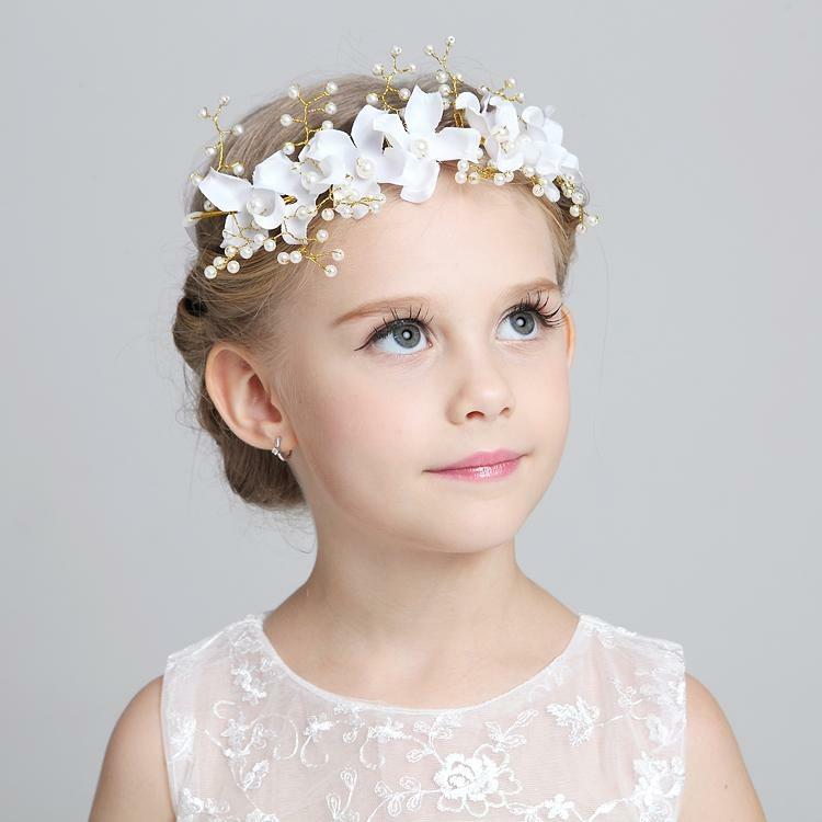 peinados para niñas muestras diferentes