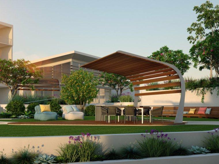 pergola-madera-jardin-opciones-estilo-moderno-diseno