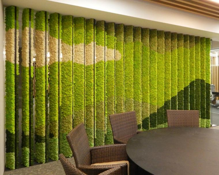 moss blinds for office