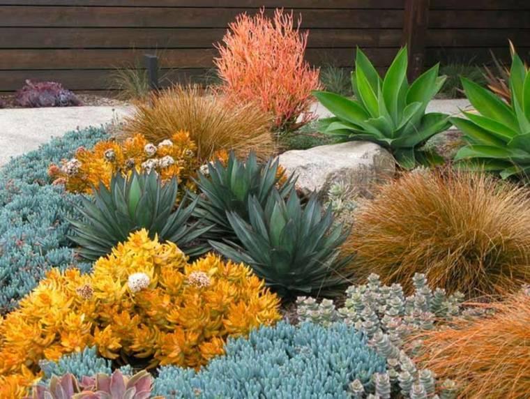 tratamiento de jardines en otoño