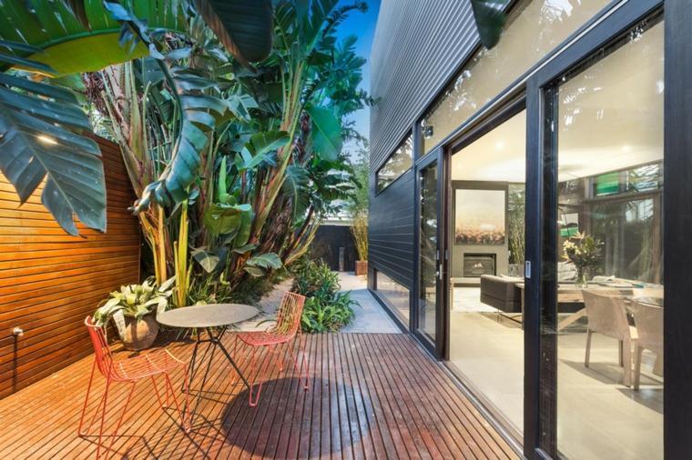plantas-tropicales-disenos-modernos-espacios-pequenos
